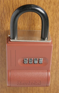 ge    lock box